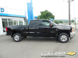 2019 Chevrolet Silverado 2500 Crew Cab 4x4 6.0 V8 MSRP $47015 now Plow Prep Pkg  Rear Camera  Steps  Trailering Pkg