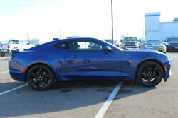 2019 Chevrolet Camaro 2dr Coupe SS w1SS 2dr Coupe SS w1SS New Manual Gasoline 6.2L 8 Cyl Riverside Blue Metallic