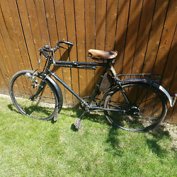 Swiss Army Bicycle 1947 MO-05 Vintage Infantry Division Bicycle