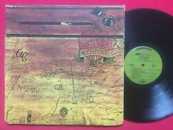ALICE COOPER ~ SCHOOLS OUT LP (1972) WB BS 2623 STEREO ORIG PRESS GREEN LABEL
