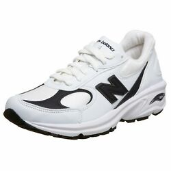 New Balance Men's M498 Running Shoes WhiteNavy Size 12 - Made in USA