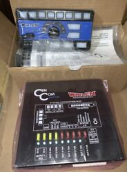 Whelen CenCom Sapphire Siren & Light Controller CCSRN36 FREE SHIPPING AND NEW