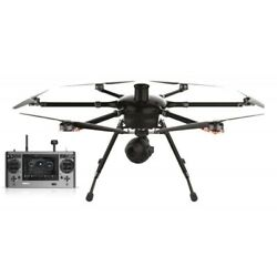 Yuneec H920 Drone with ProAction Handle and GB603 Gimbal in Aluminum Cases $2299.99