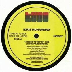 Idris Muhammad - Boogie to the Top (Young Pulse Remix) [New 12