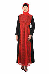 Women#x27;s Hijab Abaya Eid Ramadan Modest Islamic Clothing Dubai Long Maxi Dress $69.99
