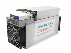 Innosilicon T2T-32T Miner 32 THs +-5% 2200w (+- 10%) +PSU not Antminer S9 S15