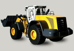 Full Metal 1:14 scale Earth Mover 870K Hydraulic Wheel Loader  Ready To Run RTR