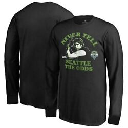 Seattle Sounders FC Fanatics Branded Youth Star Wars Never Tell the Odds Long
