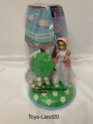 Toy Story 4 Bo Peep & Sheep Table Lamp Kids Desk Collectible Figure Doll New