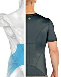 Tommie Copper Mens Lower Back Pain Brace Support Shirt Pro Fit $79.50