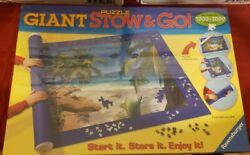 Ravensburger Giant Stow & Go Jigsaw Puzzle Storage Mat 1000-3000 PC...NEW SEALED