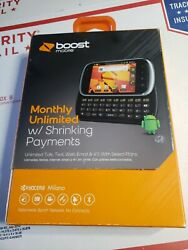 Mint Kyocera Milano C5120 (Sprint Boost Mobile) Slider QWERTY Cell Phone new