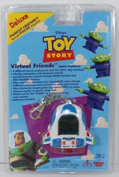 Thinkway DISNEY TOY STORY BUZZ LIGHTYEAR Virtual Friends Pets SPACE EXPLORER NEW