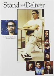 STAND AND DELIVER New Sealed DVD Fullscreen Format