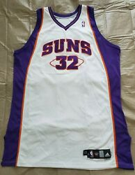 Shaquille O#x27;Neal Lou Lampson LOA Suns RARE game worn jersey Last All Star MVP $2200.00