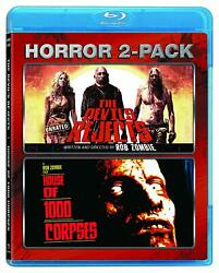 NEW - The Devil's Rejects  House of 1000 Corpses (Horror Two-Pack) [Blu-ray]