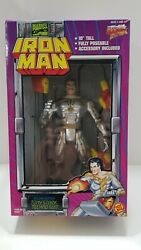 Toy Biz Iron Man Tony Stark Deluxe Edition 10