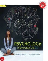 Psychology in Everyday Life 4th Edition By Myers Nathan DeWall