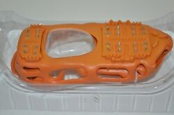 XGear Arctic Series Ice Shoe Grippers Metal Cleats One Size Orange New $9.99