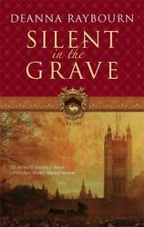 Silent In The Grave (A Lady Julia Grey Mystery) by Raybourn Deanna