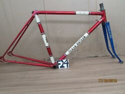 49cm CLAUD BUTLER ROAD FRAME c1960 replacement forks