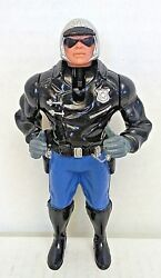 1991 Kenner Terminator 2 Blaster T-1000 Police Officer Action Figure T2