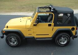 AWESOME JEEP UPGRADE! 97-06 JEEP WRANGLER-TJ  DIY Flip-Top SOFT-TOP SUNROOF Kit