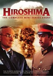 HIROSHIMA THE COMPLETE 1995 TV MINI SERIES EVENT New Sealed DVD $9.87