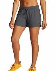 Champion Women Short Workout Authentic Jersey Athletic Drawstring Running M7417 $11.25