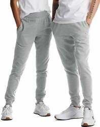 Champion Life Jogger Sweatpants Men's Reverse Weave Trim Pockets Athletic Fit $25.05