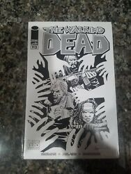The Walking Dead #112 Variant Black and White Sketch Cover - NM to High Grade!