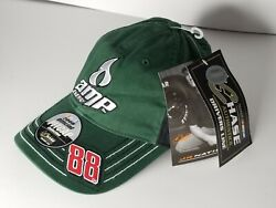 AMP Energy #88 Nascar 2008 Official Pit Cap  Hat- Adj Strap Earnhardt NEW