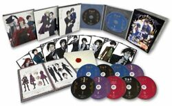 New Black Butler Blu-ray BOX Limited Edition From JP