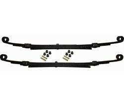 Set of Club Car Precedent Golf Cart Rear Heavy Duty Leaf Springs - 2004-up $89.95