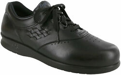 SAS Free Time Black Women#x27;s Shoes FREE SHIPPING New In Box All Sizes amp; Widths