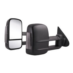 Power Operated Towing Mirror with Heat  & Glass Signal for ChevyGMC Truck 03-06