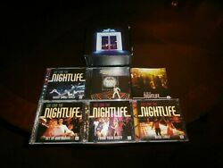 We Love The Nightlife (9 CD Box Set With 144 Tracks - Time Life