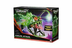Drone Force Angler Attack 2.4Ghz Illuminated Indoor Outdoor Drone Helicopter Toy $39.94