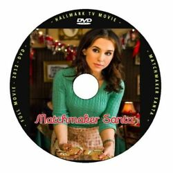 MATCHMAKER SANTA DVD HALLMARK MOVIE 2012  (DISC ONLY)