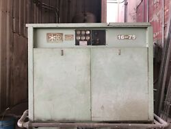 Sullair Compressor 75 HP