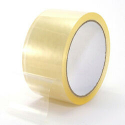 36 Rolls Clear Packing Packaging Carton Sealing Tape Thick 2