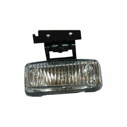 Replacement TYC 19-5452-80 Driver Side Fog Light For 87-01 Jeep Cherokee