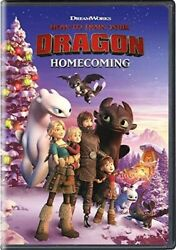 How To Train Your Dragon Homecoming New DVD $12.06