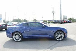 2020 Chevrolet Camaro 2dr Coupe 3LT 2dr Coupe 3LT New Automatic Gasoline 3.6L V6 Cyl Riverside Blue Metallic