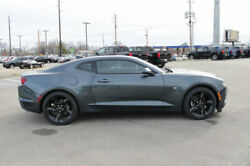 2020 Chevrolet Camaro 2DR CPE 2DR CPE New Coupe Manual Gasoline 3.6L V6 Cyl SHADOW GRY MET