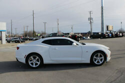 2020 Chevrolet Camaro 2DR CPE 2DR CPE New Coupe Automatic Gasoline 2.0L 4 Cyl SUMMIT WHT