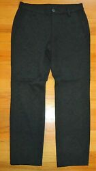 Kit and Ace Bidwell Pants  Trousers - Men's 32 x 28 - Charcoal Gray
