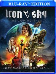 Iron Sky: The Coming Race New Blu ray Ac 3 Dolby Digital Digital Theater Sy $27.01
