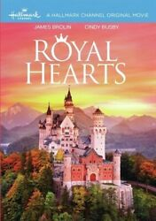 ROYAL HEARTS New Sealed DVD A Hallmark Channel Original Movie