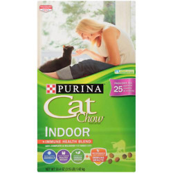 Purina Cat Food Indoor Formula 50.4 Oz $16.65